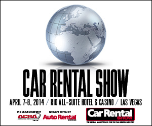 Car rental Show, Los Vegas